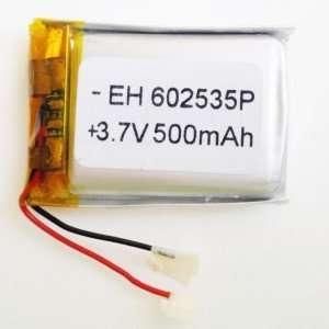 3.7V 500mAH Lipo Battery 10