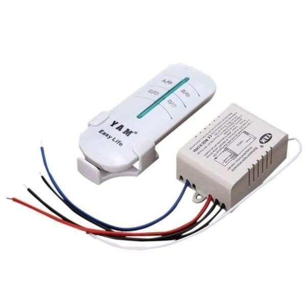 Digital Wireless Wall Remote Control Switch