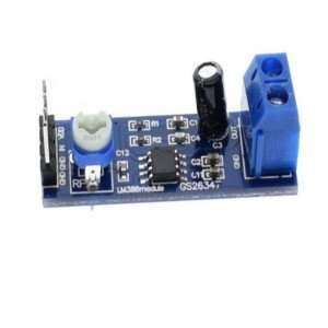 LM386 Audio Amplifier 16