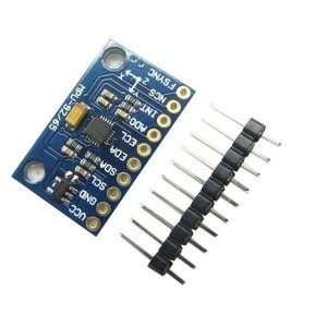 MPU6500 gyroscope sensor 6
