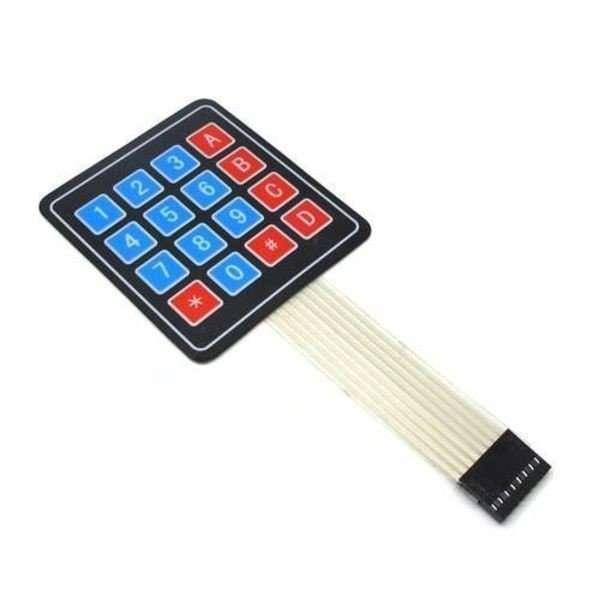 Membrane Switch Keypad