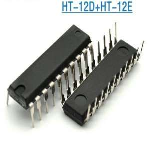 RF ENCODER-DECODER IC Pair 14
