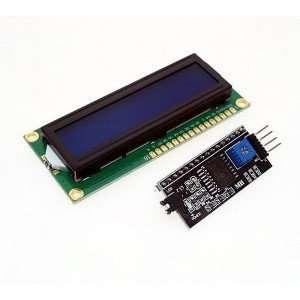 LCD16X2 I2C LCD Display