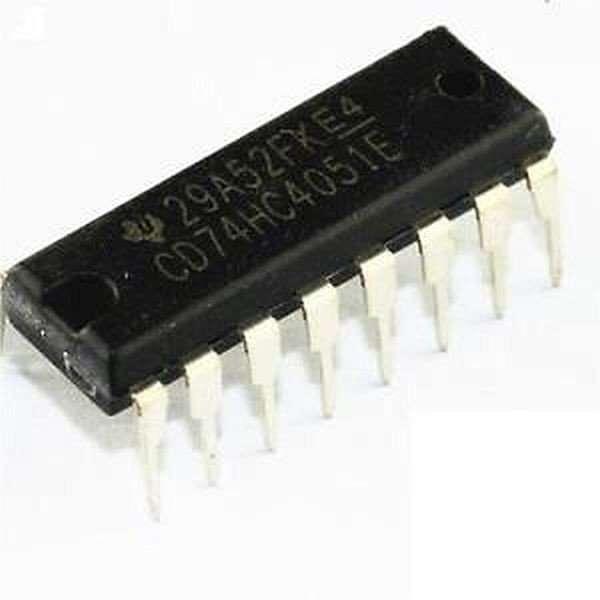 74HC4051N MUX/DEMUX IC