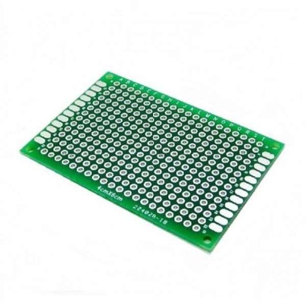 PCB 4x6 cm Double side Prototype