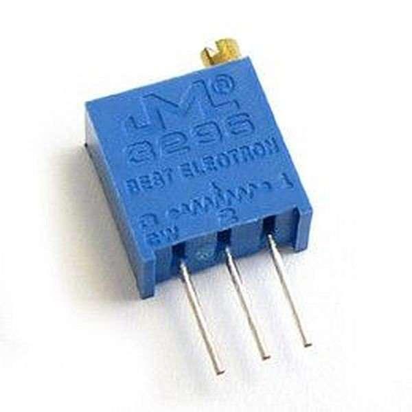 1M Trimmer Potentiometer