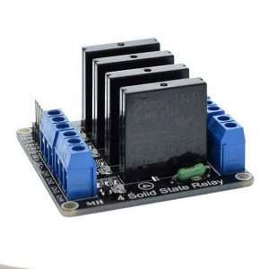 4 Channel Solid State Relay