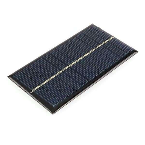 Solar Panel Portable Mini 6V 1W