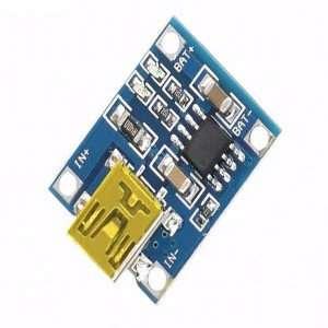 Lipo Battery Charging Board