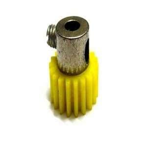 Gearmotor Pinion Gear