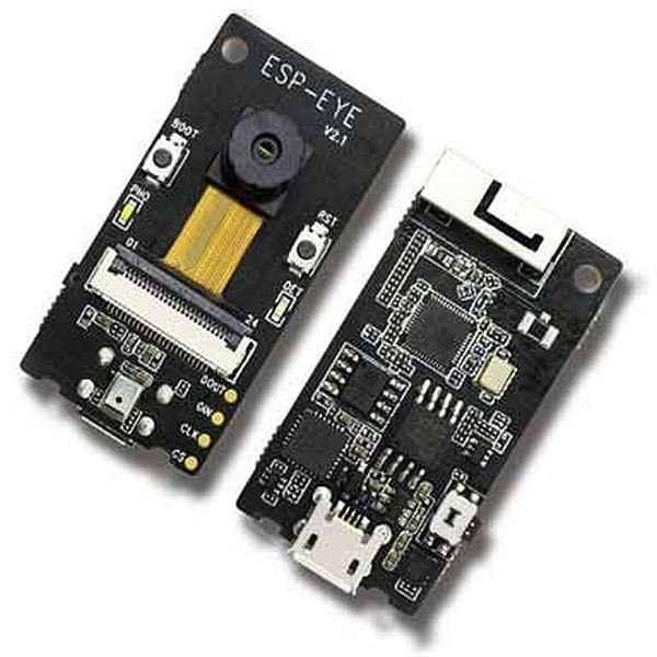 ESP-EYE Dev Kit