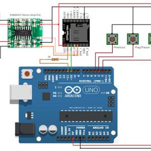 arduino mp3-player