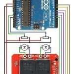 Monster Moto Shield VNH2SP30-arduino