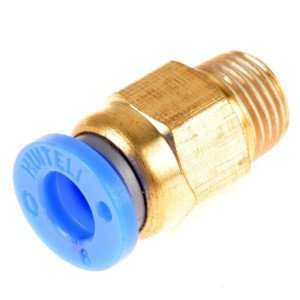 Pneumatic Coupler Air Connectors PC4-M5 4MM Straight Fitting For PTFE