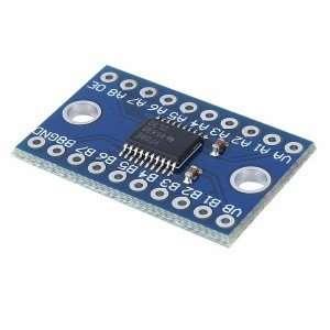 TXS0108E High Speed Full Duplex 8 Channel Logic Level Converter2