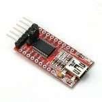 FTDI 232mini USB to TTL