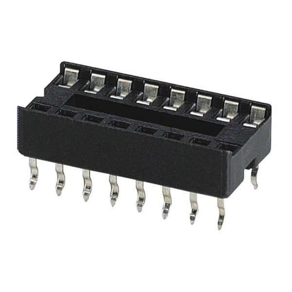 16 Pin IC Base socket