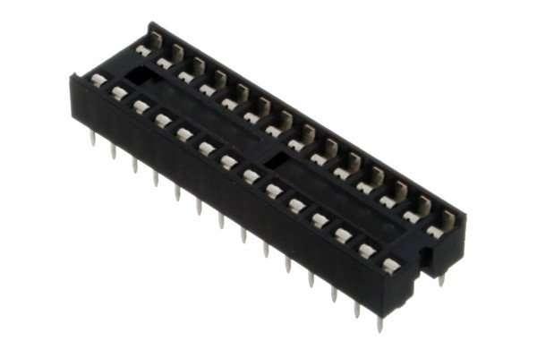 24 Pin IC Base