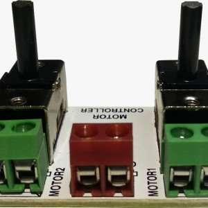 DPDT Motor Controller Remote