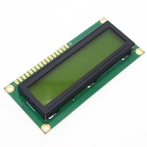 LCD module Green