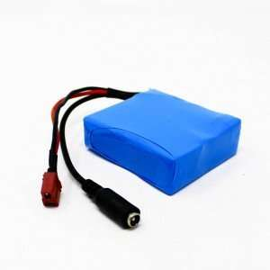 18650 Li-ion 2500mAh 11.1v 3S1P Battery Pack