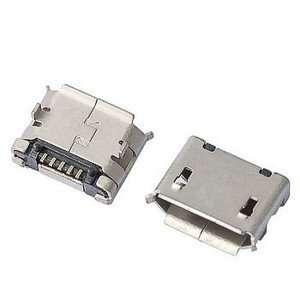 Micro USB 2.0 B type 5 Pin Connector