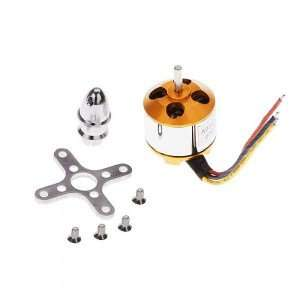 A2212 10T 13T 2200KV Brushless Motor for Drone (Soldered Connector)