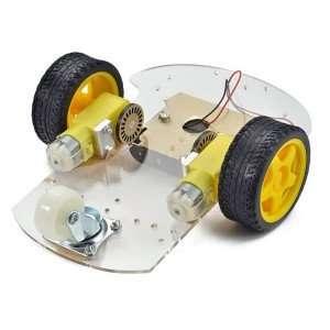 2Wheel Smart Robot Car Chassis Kit