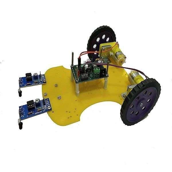 Line Follower Robot car KIT