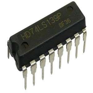 74LS139 Decoders/Demultiplexer IC