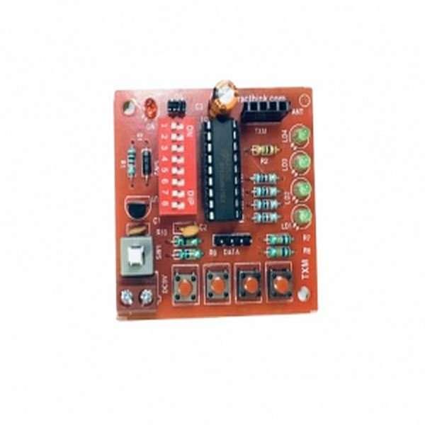 RF Transmitter Circuit