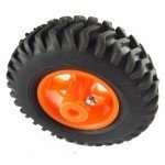 pure-rubber-wheel-for-robotics