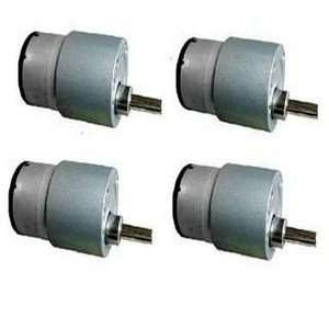 Johnson Motor set (Pack 4x300RPM)