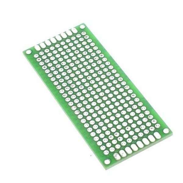 PCB 3x7 cm Double side Prototype