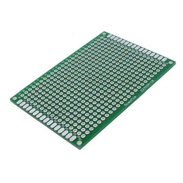 PCB 5x7 cm Double side Prototype