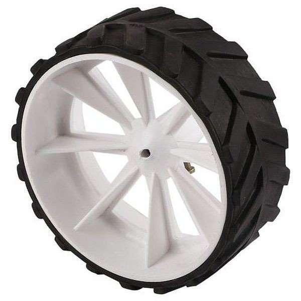 DC Geared Robotic Motor Wheel (BIG)