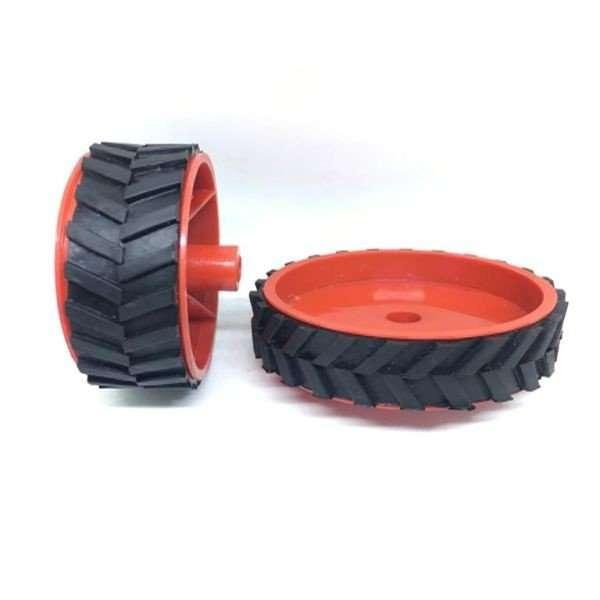 BO Red Wheel 7x2 cm