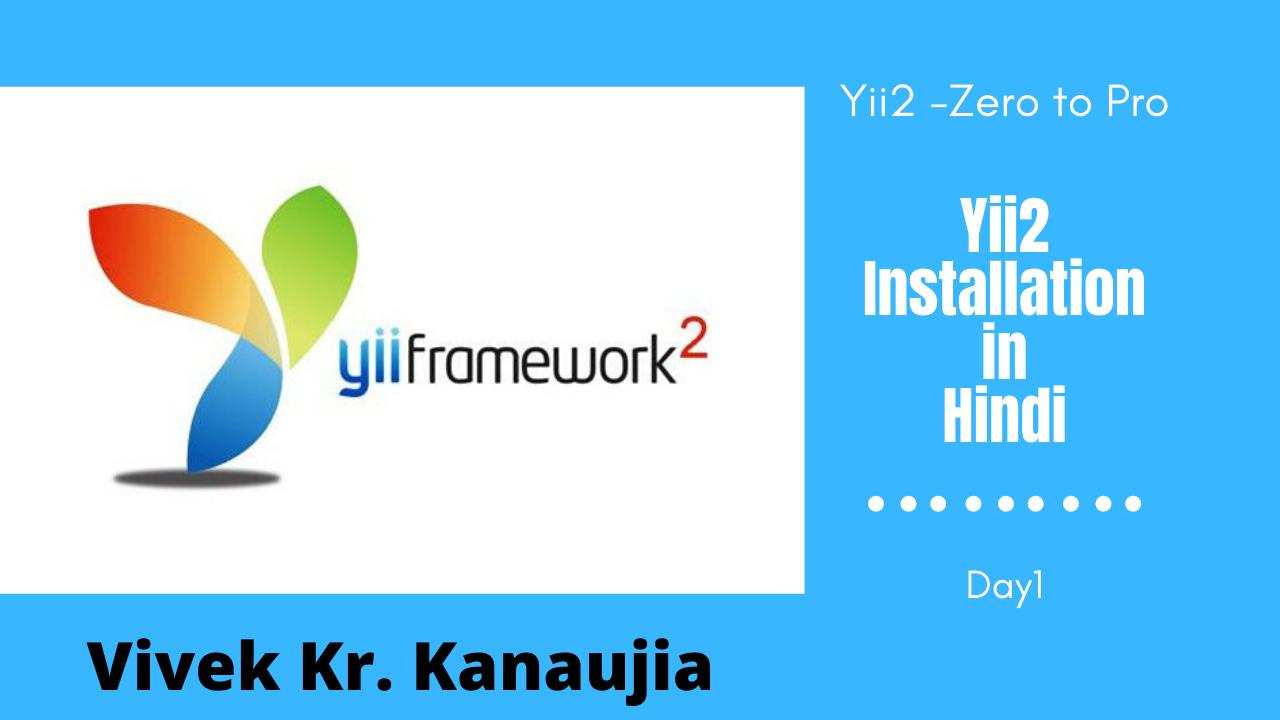 yii2-framework india