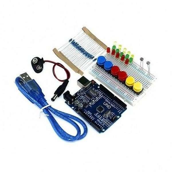 Innovation Starter Kit (Arduino Uno R3)