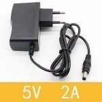 5V 2A DC Pin Power Supply Adapter