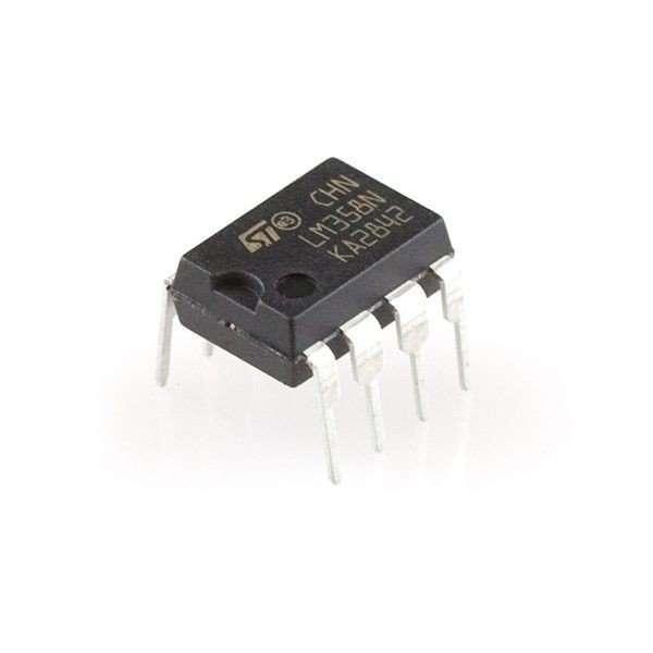 LM358 Dual OP-AMP IC