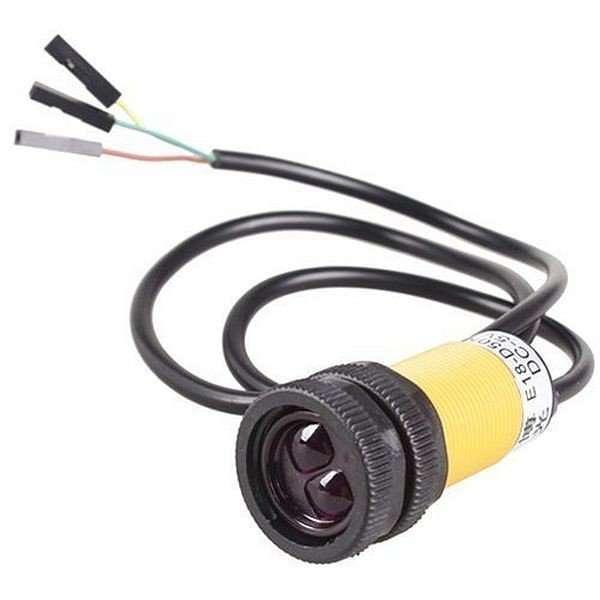 E-18-D80NK Adjustable InfraredSensor Switch