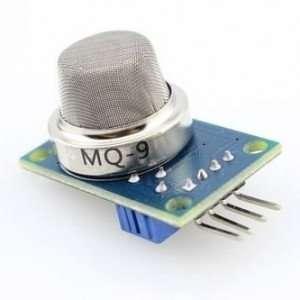 MQ-9 Carbon Monoxide, Methane and LPG Gas Sensor Module 14