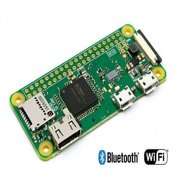 Raspberry Pi Zero-Wireless
