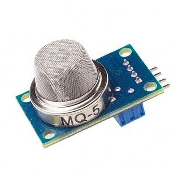 MQ5 LPG Natural Gas Sensor Module