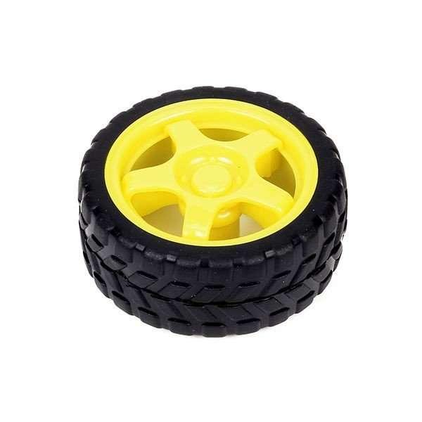 BO Wheel 6.5x2 cm