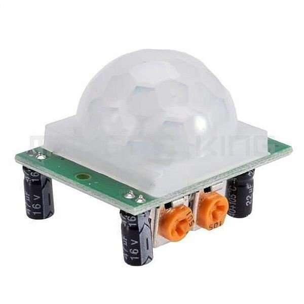 PIR Motion Detector Sensor