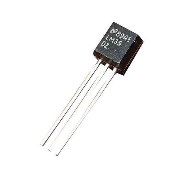 LM35 Temperature Sensor TO-92