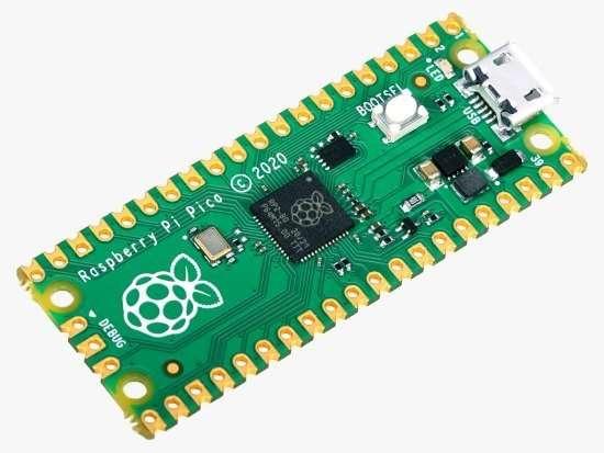 Raspberry Pi Pico micro controller board in kanpur