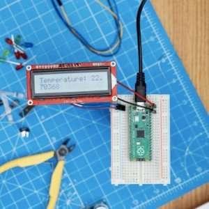 Raspberry Pi Pico-project